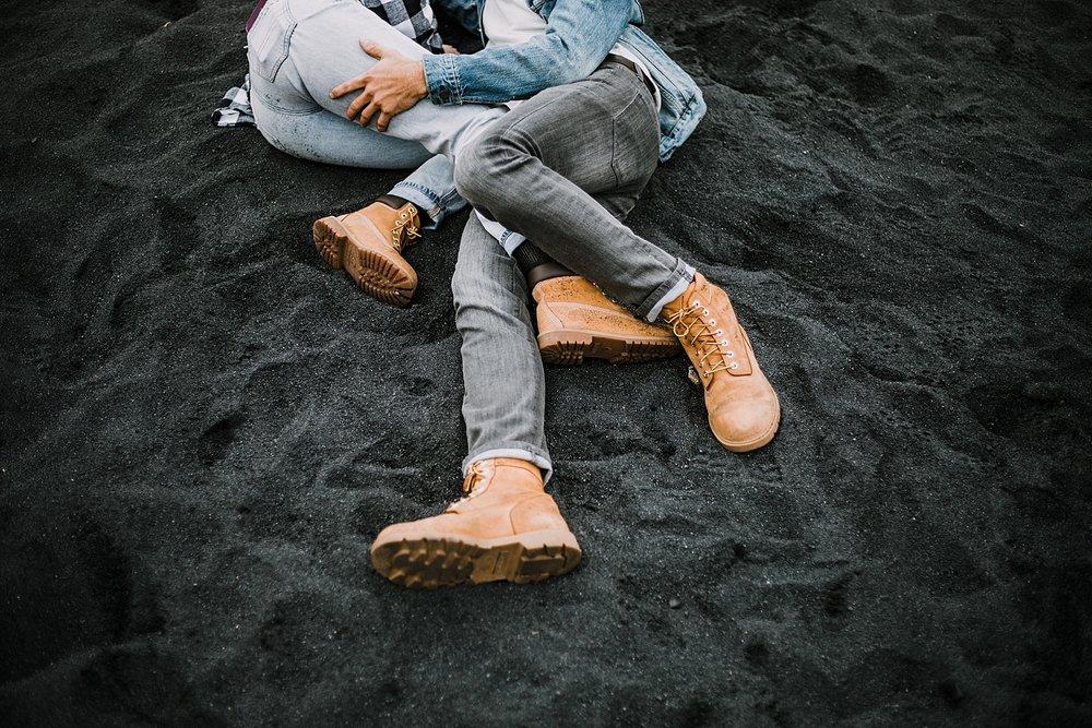 couples legs, colorado surprise proposal, hike mayflower gulch, mayflower gulch proposal, mayflower gulch elopement, mayflower gulch wedding, colorado 14er, colorado fourteener, leadville elopement