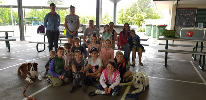 Kids & Dog Safety Workshops -