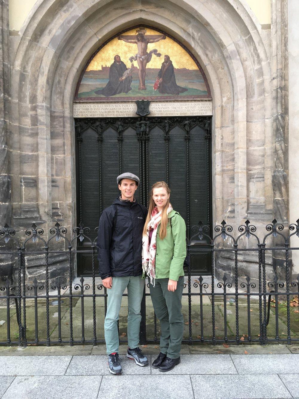 Doors of Castle Church