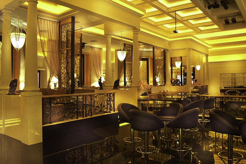Tycoon Nightclub Singapore   A spot to relax with business partners or colleagues with entertainment for the evening.