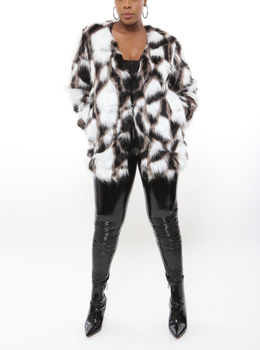 LEADER OF THE PACK | FAUX FUR (MULTI)