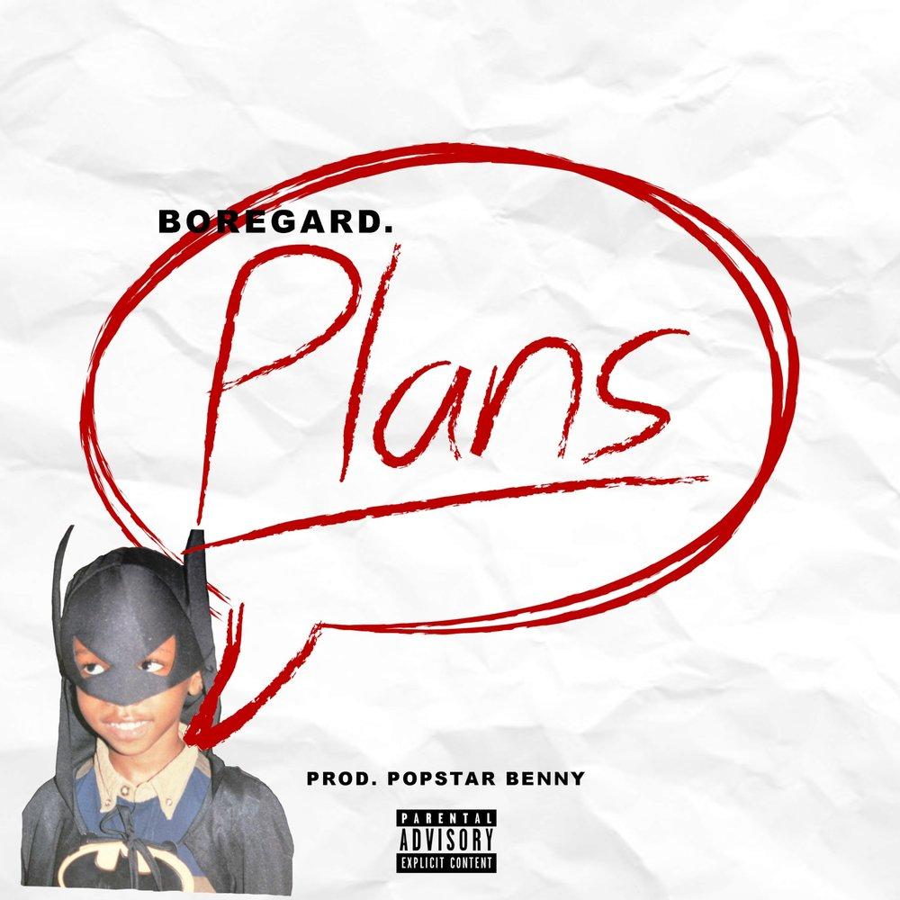 Stream BOREGARD.'s New Single, 'Plans' - Jan 14, 2018 - XXCliff, Exxedera
