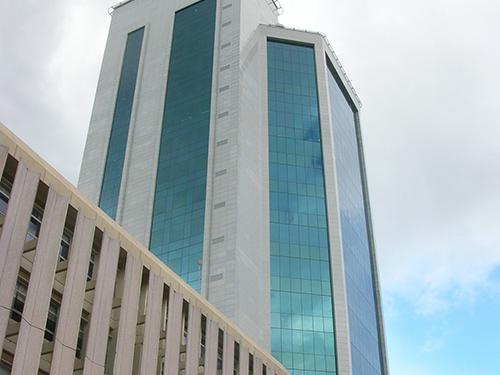 BANK OF TANZANIA HQ - DAR ES SALAAM