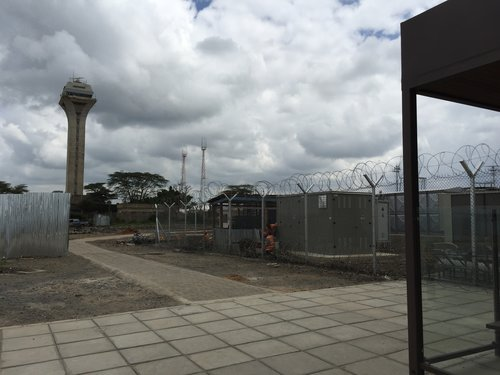 JOMO KENYATTA INTERNATIONAL AIRPORT - NAIROBI