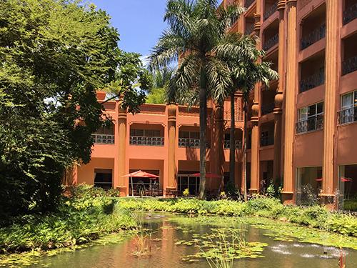 KAMPALA SERENA HOTEL - UGANDA
