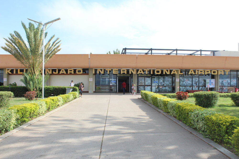 KILIMANJARO INTERNATIONAL AIRPORT - TANZANIA