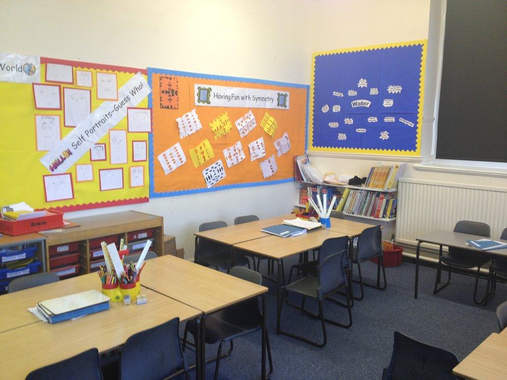 SE2 classroom