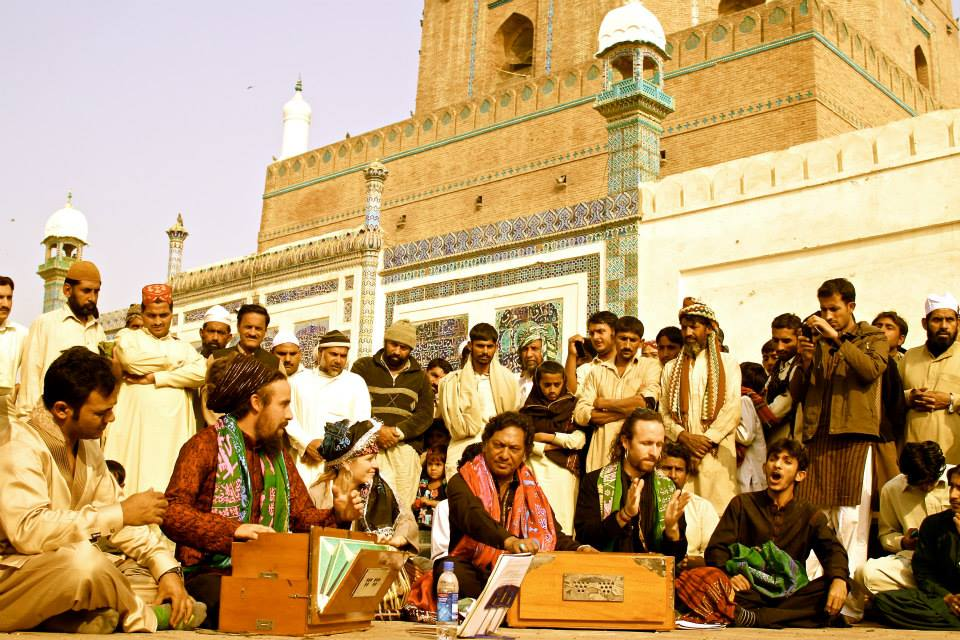 Dargah Bahauddin Zakriya, Multan