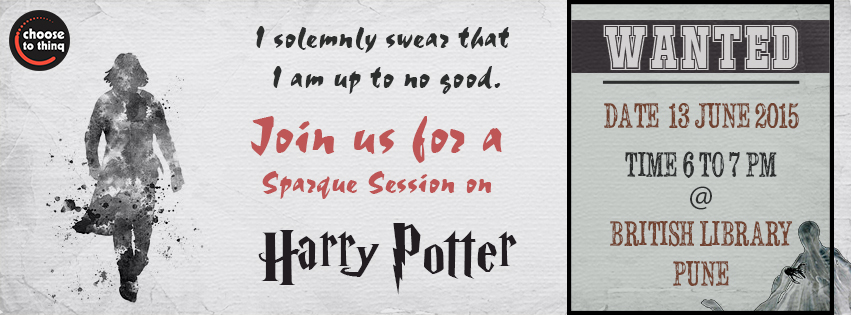 Harry Potter - SparQue session