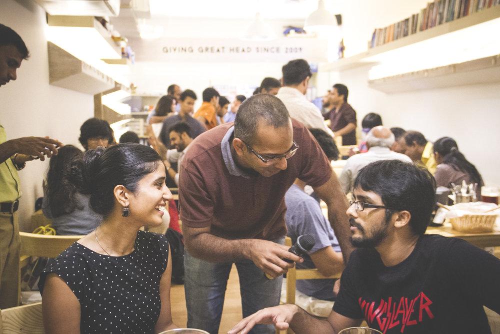 Image Credit: Mehr Singh | Venue: Doolally, Bandra
