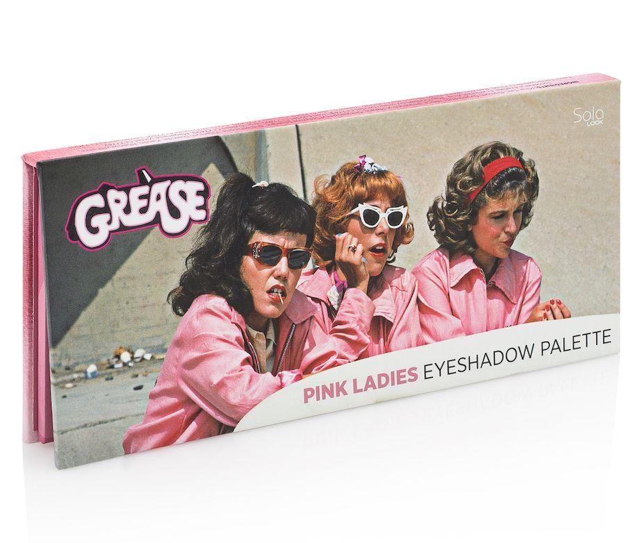Pink ladies makeup