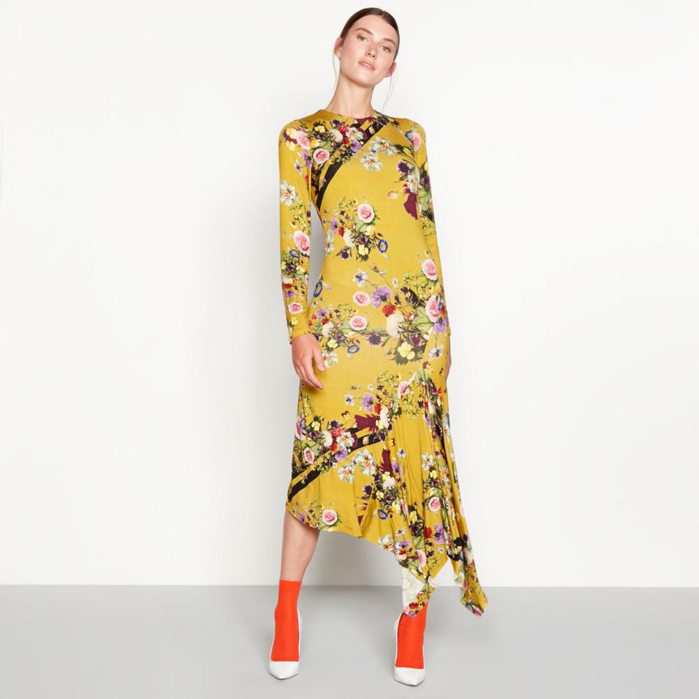 Preen Yellow Dress.png