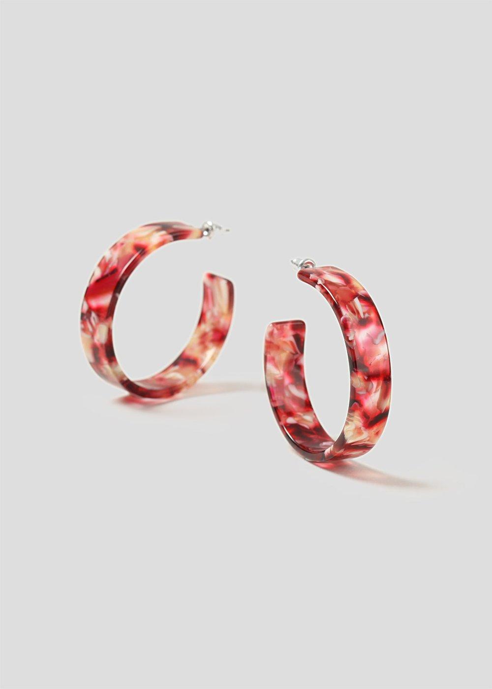 Earrings, £6.50