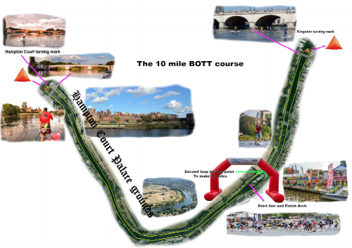 BOTT race course