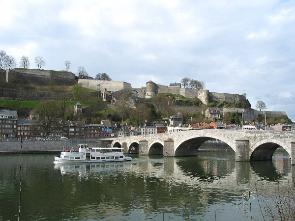 Namur is the capital city of the Wallonia region of Belgium