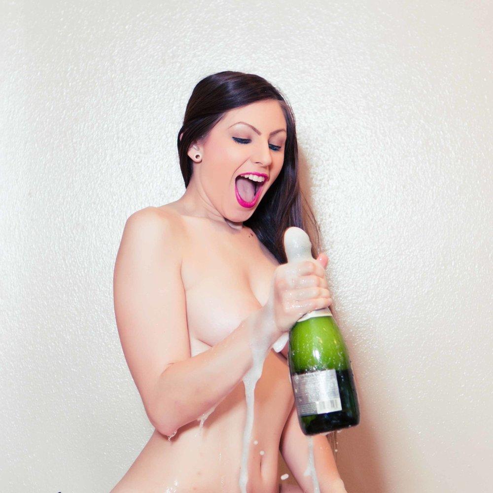 Daffnie Kline Champagne Room