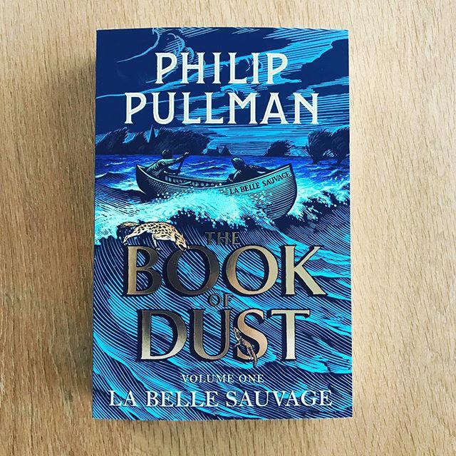 Yeesssssss #book #books #bookstagram #bookofdust #philippullman #hisdarkmaterials