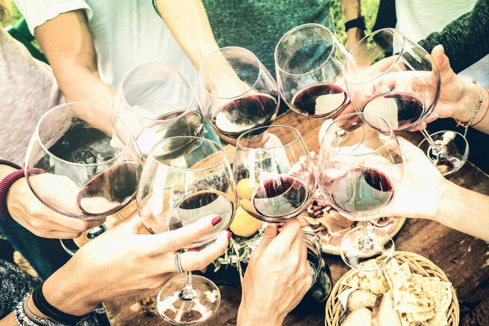 Wine Championship - with wine extraordinaire Jack Scott