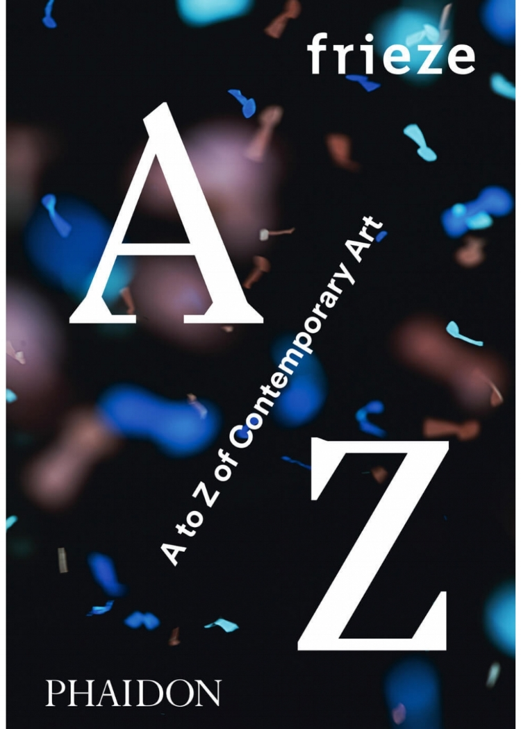 Frieze a to z - Available at Harvey Nichols, £29.95,