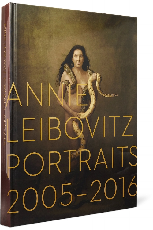 Annie Liebovitz: POrtraits 2005-2016 - Available at Net-A-Porter, £70.00