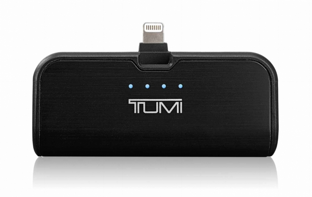 Tumi Charger - Portable Battery BankAvailable at Harvey Nichols, £75.00