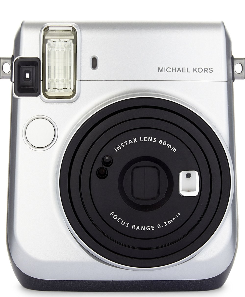 Michael Kors Camera - Michael Michael Kors Instax Mini 70 Instant CameraAvailable at Selfridges, £120.00