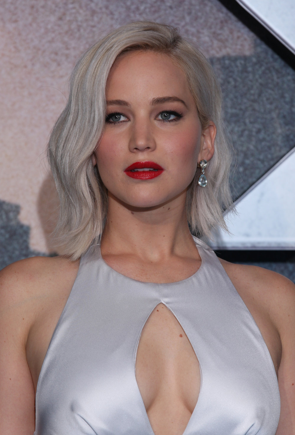 The phrase is said to have been coined by Oscar winner Jennifer Lawrence, who complained about it at the 2014 SAG awards.