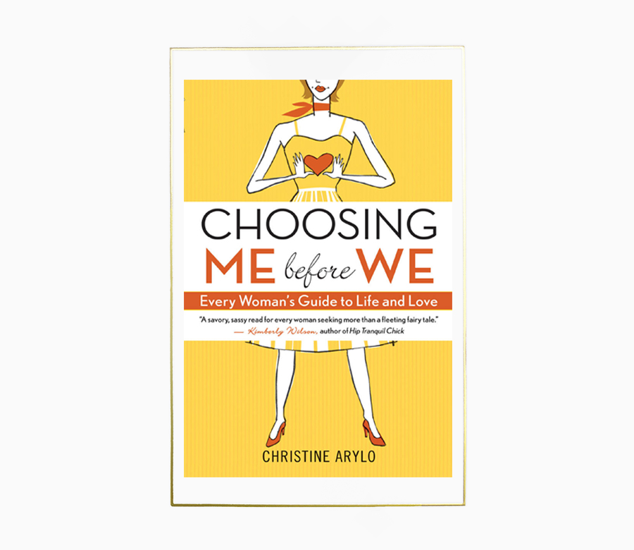 - This book is full of sass, soul and empowerment, it's just what every woman needs to read,Choosing ME before WEis like a heart-to-heart with your closest girlfriend.Christine challenges you and guides you into creating the relationship that you want, by putting yourself first and learning to love yourself.She helps you build the confidence that you need and teaches women to stop settling, to get real about the kind of partner they're looking for, and to start exploring and creating what they truly want in themselves and their relationships.Christine shares her own personal experiences with some powerful techniques to help change those old habits.