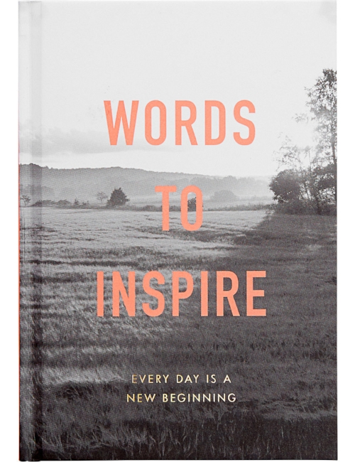 Kikki. k: Words to inspire - Available at Selfridges, £15.00