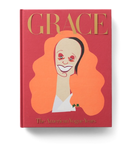 Grace:The american vogue years book - Available at Harrods, £34.95