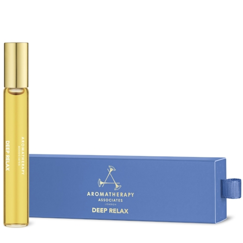 Aromatherapy Associates, Deep Relax Roller Ball, 10ml, £18.00, available at Liberty London -  Aromatherapy Associates know what they're doing when it comes to relaxing oils. We love this Roller Ball in particular, because it's perfect for carrying with you on the go when you have a moment of need to clear your mind and take a quick time out. Apply to your pulse points day and night and whenever you may need a quick moment to switch off.