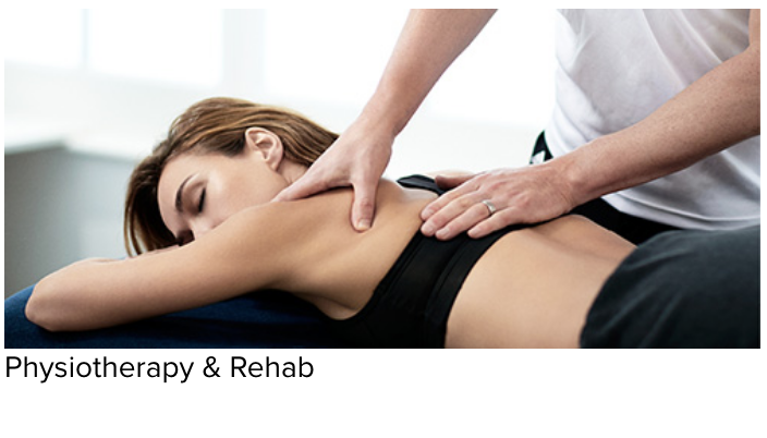 physiotherapy and rehab