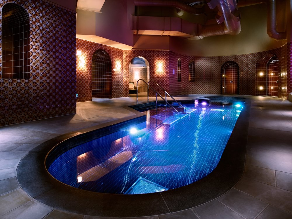 Complimentary Access - Luxury Spa