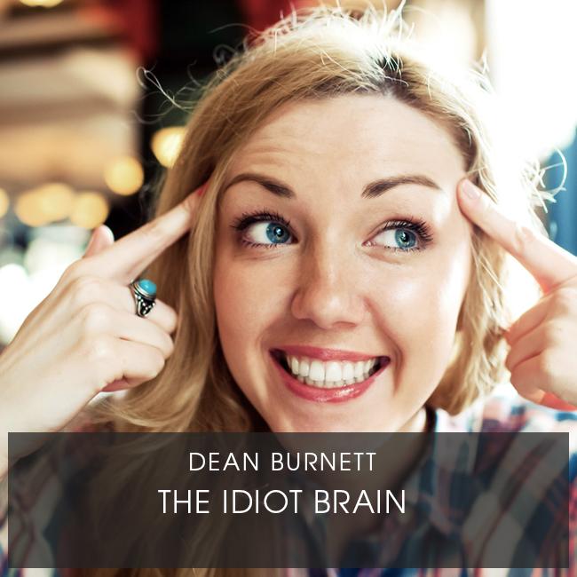 idiot brain what your head is really up to