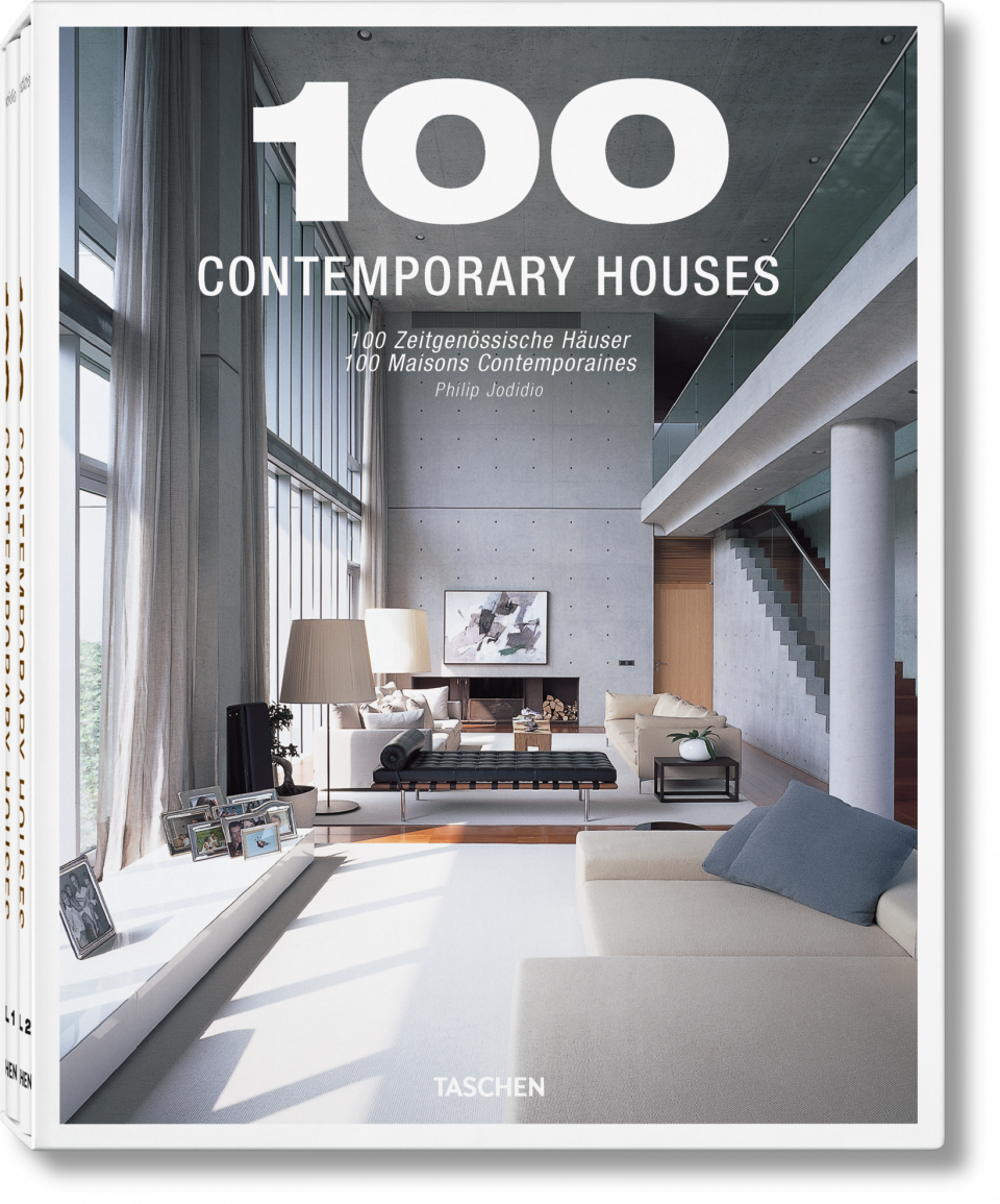 100 Contemporary houses - Available at Taschen, £35.00