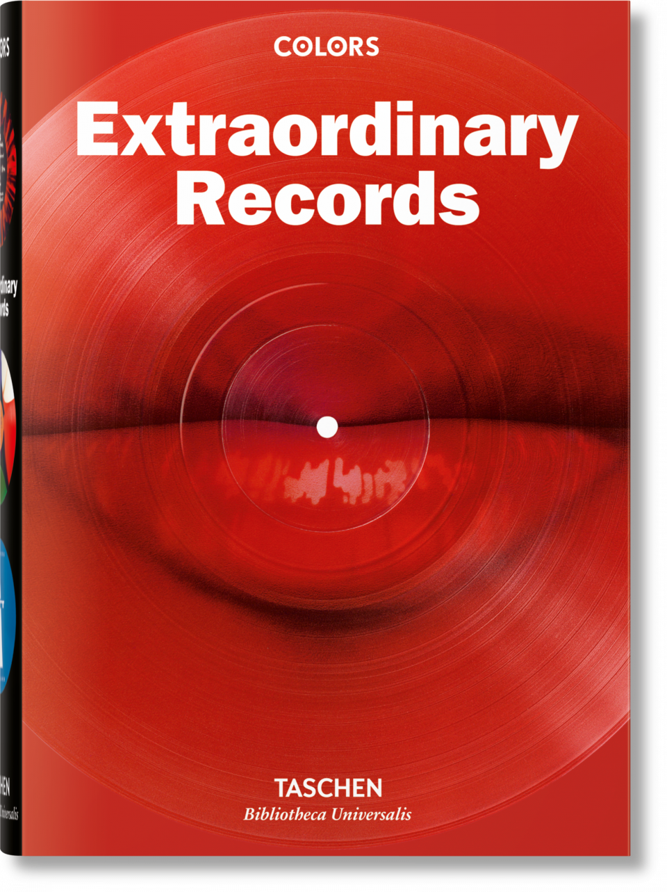 Extraordinary recordings - Available at Taschen, £15.00