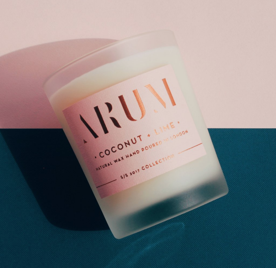 b9f2d3db4 Arum London Coconut + Lime Candle — The Merit Club