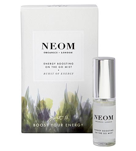 Neom Luxury Organics Energy Boosting On The Go Mist, £8.00