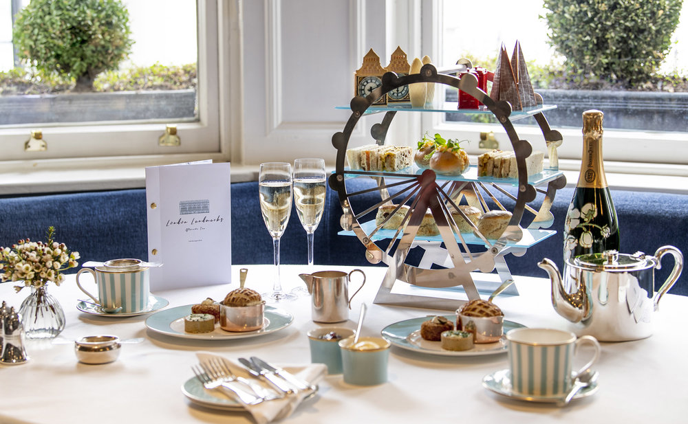 London Landmarks Afternoon Tea_Landscape_With Champagne Bottle by window_150dpi.jpg