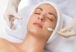 Book an image signature chemical peel service at Alpha School of Massage