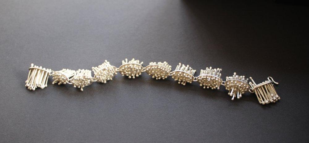 Moss Bracelets
