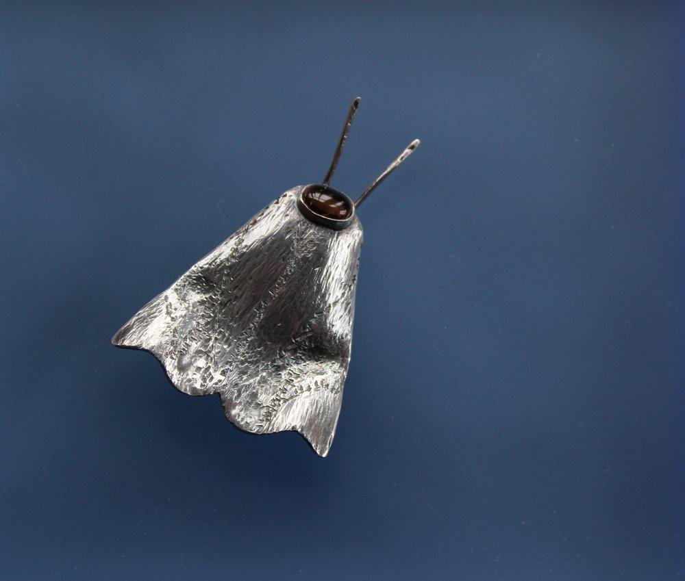 Friday Moth Brooch