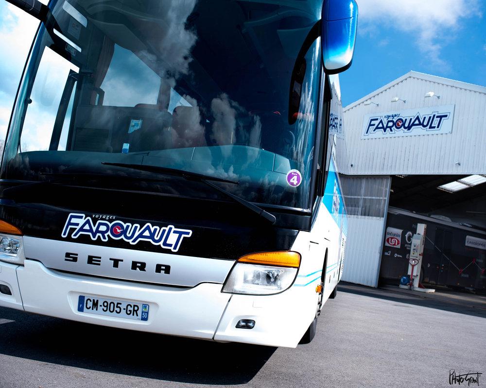 Farouault, Agence de Voyages en Normandie