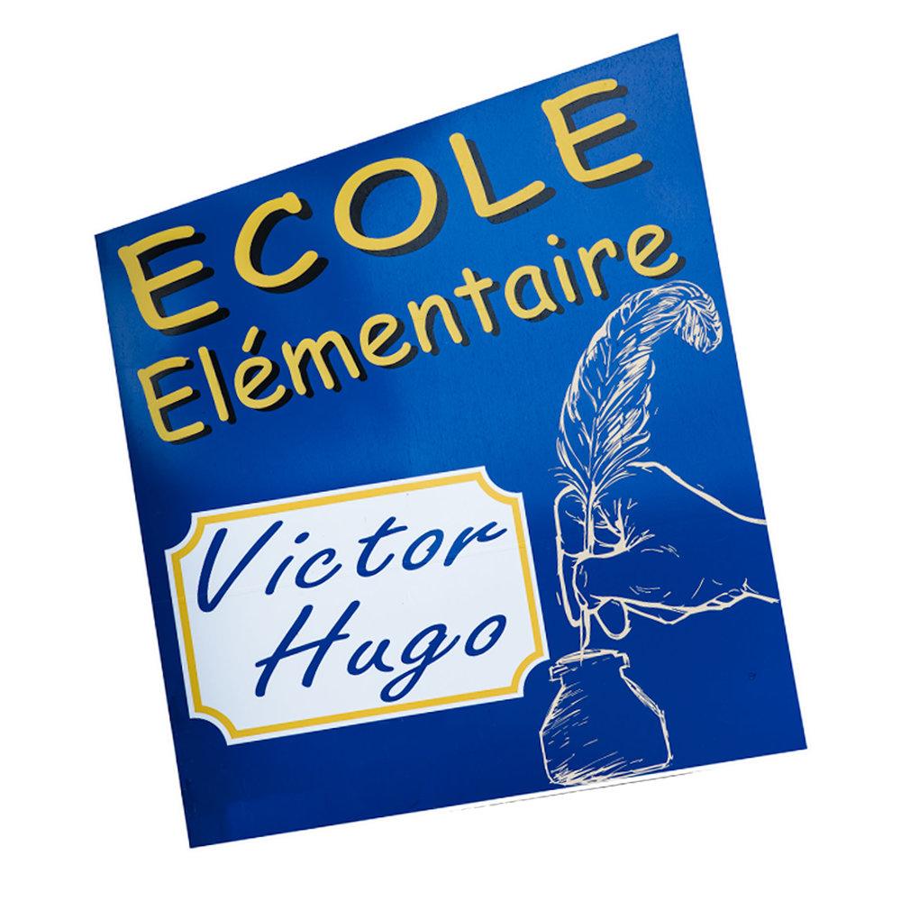 Ecole Victor Hugo, Ducey