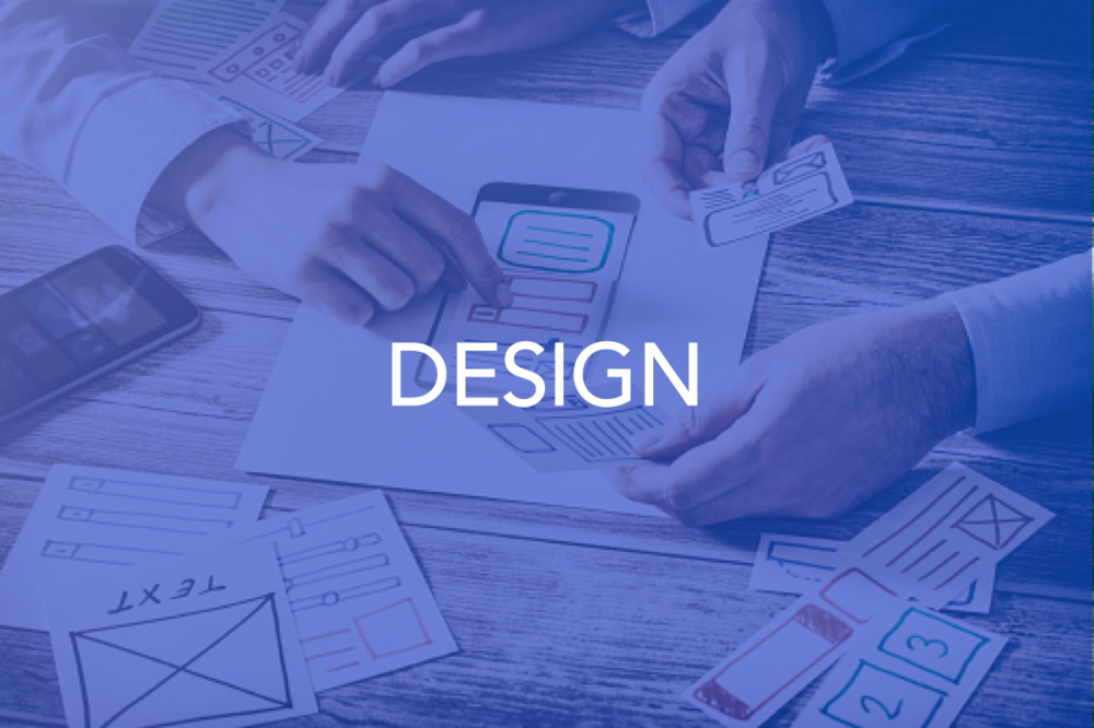 DESIGN  Experience map, information design, design principles, UX writing, wireframes...