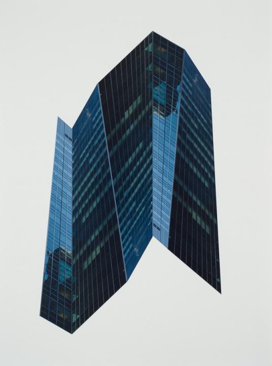 Katsuhiro Saiki, Buildings For New York City #12, 2011-2014