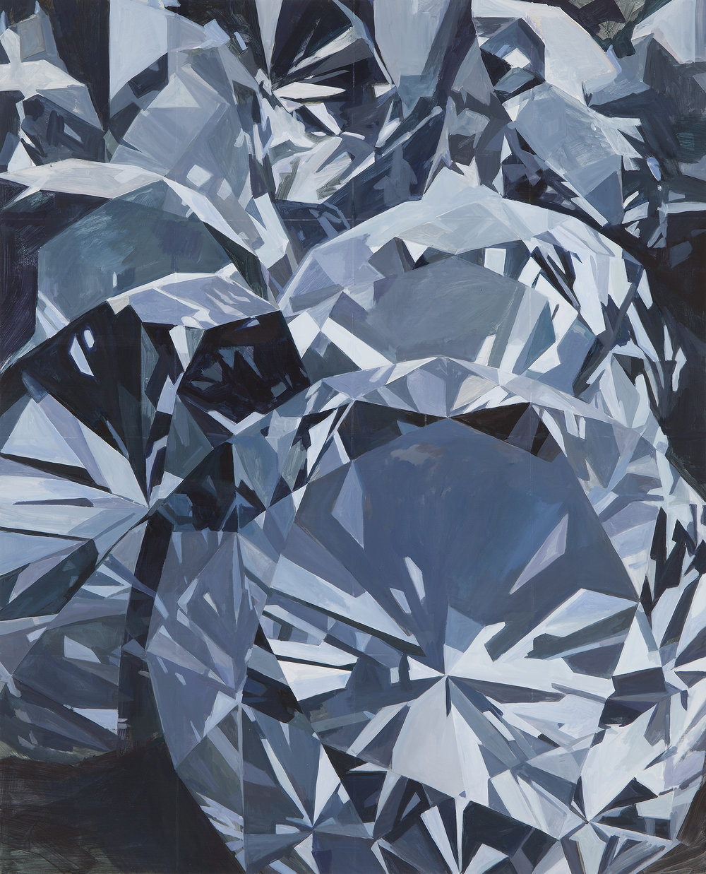 Chloe Keyoung, Diamonds are Forever, 2016