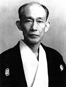 Kisshomaru Ueshiba  (1921-1999)  Son of Founder