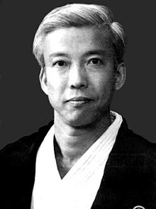 Moriteru Ueshiba (b. 1951) Grandson of Founder