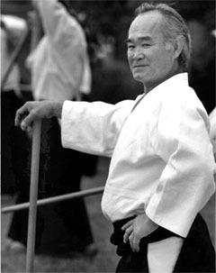 T. K Chiba (1940-2015) Founder of Birankai Direct student of O-Sensei